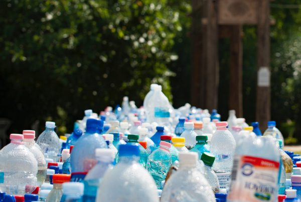 PET plastic recycling