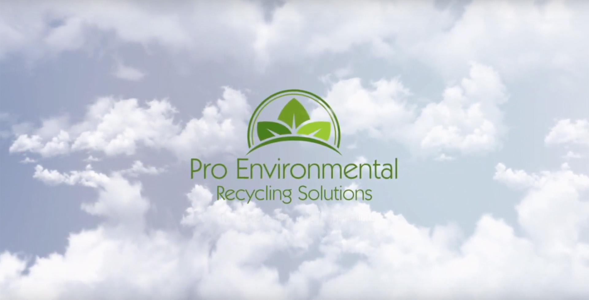 Pro Environmental Video Intro