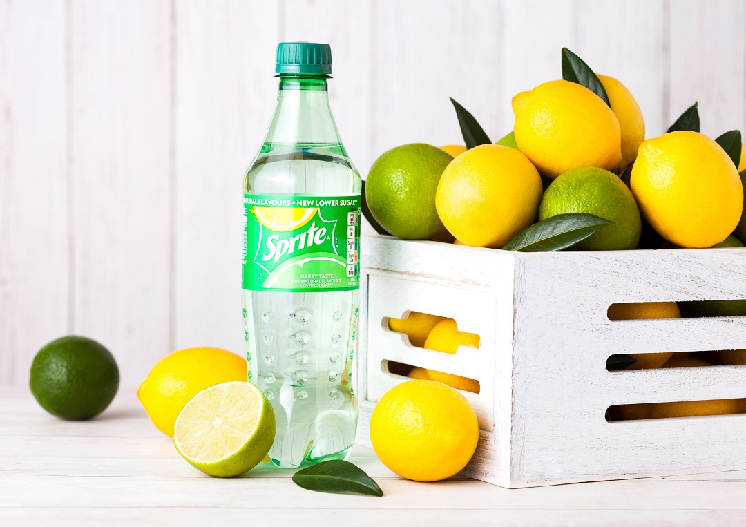 New Sprite bottles will now boost recyclability