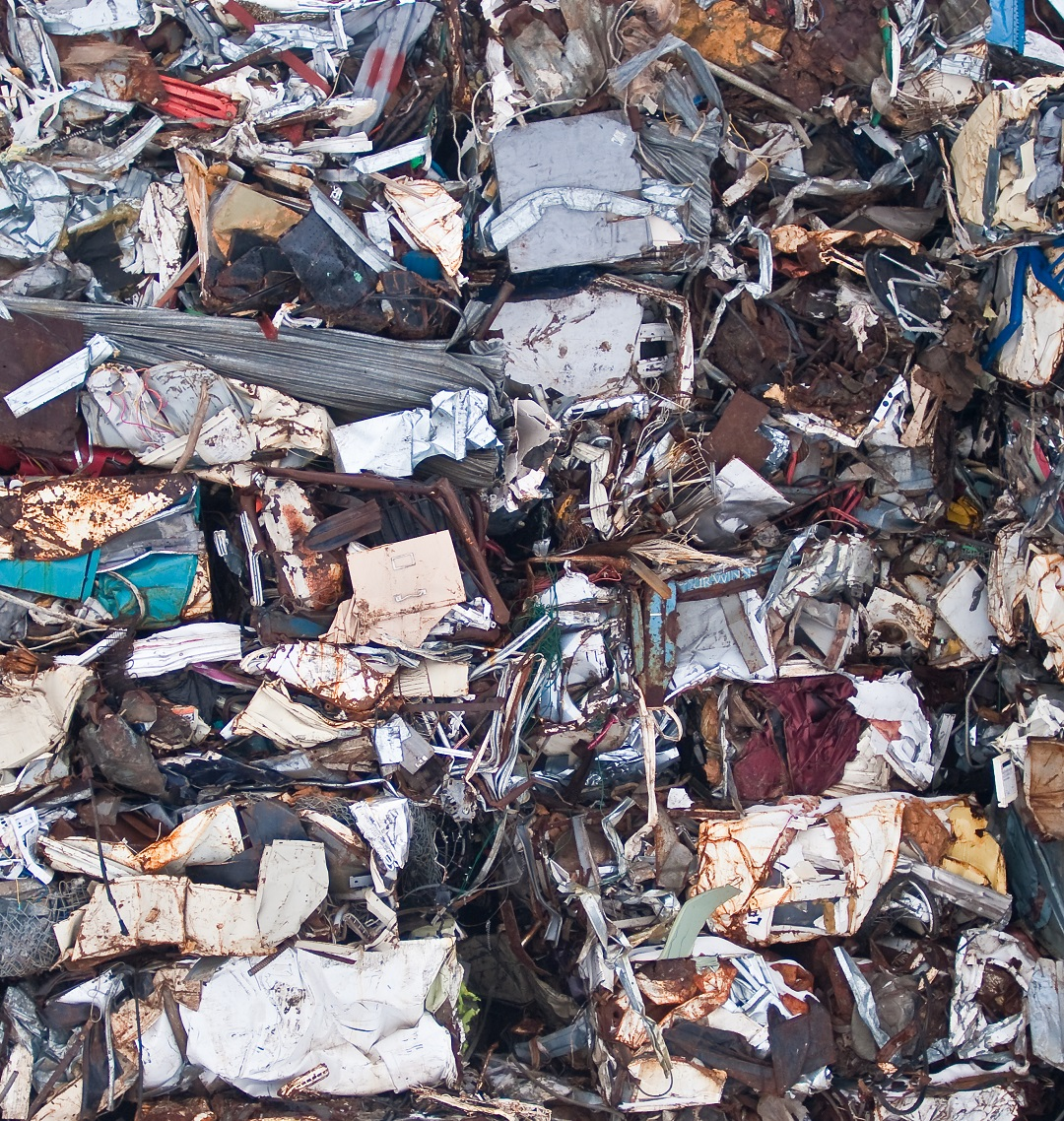 What is post-consumer waste?