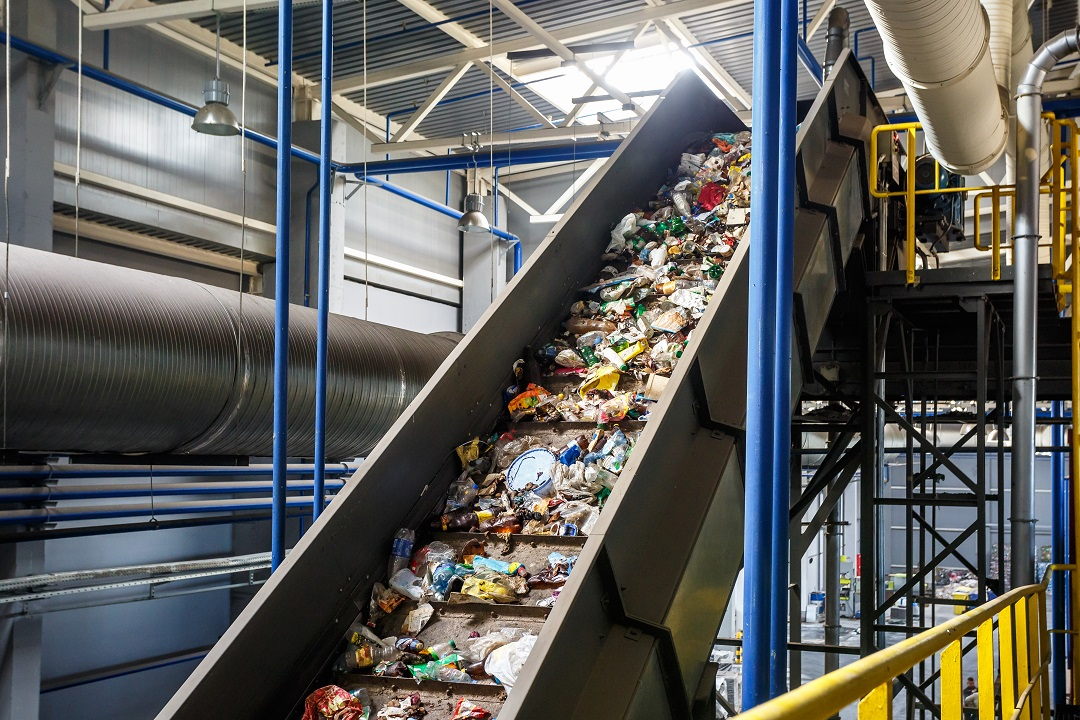 How effective is plastic recycling in the UK?